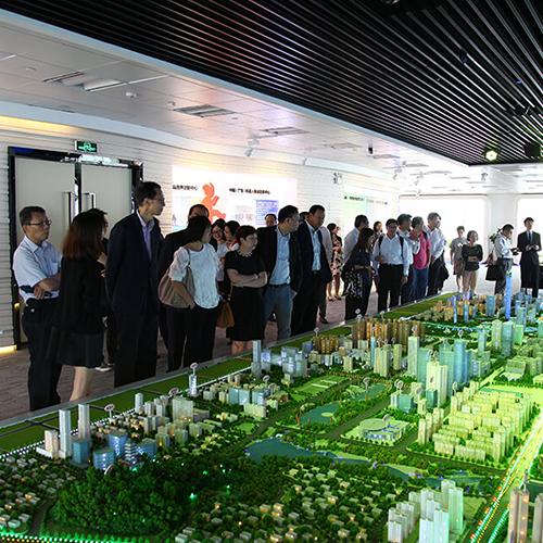 Traning Program - Visit China Guangfa Bank Nanhai Financial Center and AIA